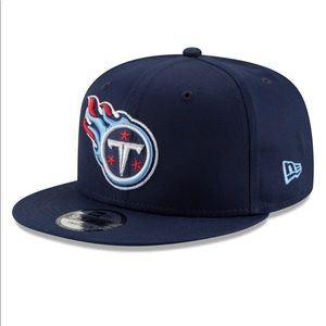 NWTs TITANS • New Era 9Fifty SnapBack Navy Hat Cap